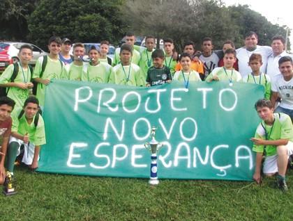 projeto novo esperanca