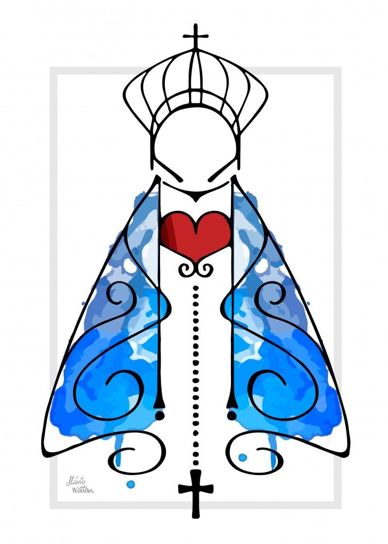 12 De Outubro Dia Dedicado A Nossa Senhora Aparecida Jornal Voz